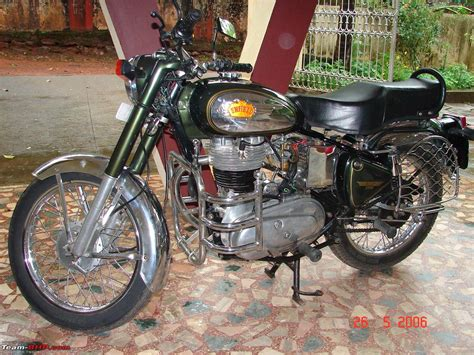 Royal Enfield Bullet 500 Efi Backgrounds by The Story Of Another Green Bullet In My My Enfield