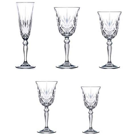 bicchieri cristallo prezzi rcr cristalli catalogo colonna porta lavatrice