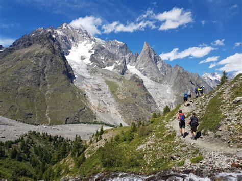 voyage trek et randonn 233 e alpes le tour du mont blanc classique huwans