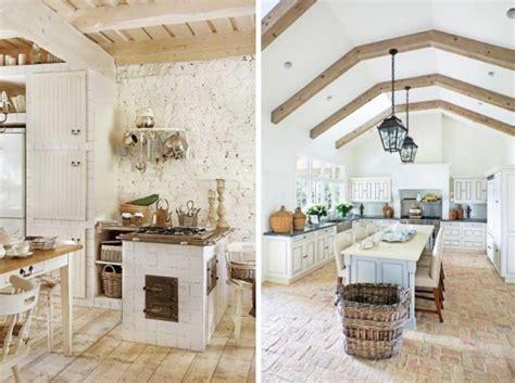 27 Küchen Ideen  Rustikale Küche Mit Modernen Elementen