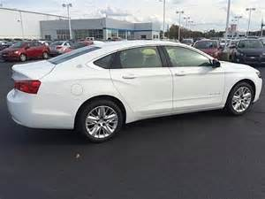2016 Chevy Impala White