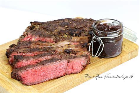 cuisiner basse cote basse côte de boeuf sauce barbecue au daniel 39 s