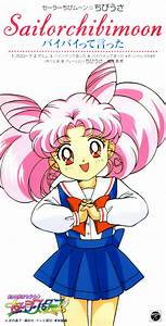 Muzyka, -, Sailor, Chibi, Moon, Cd-s