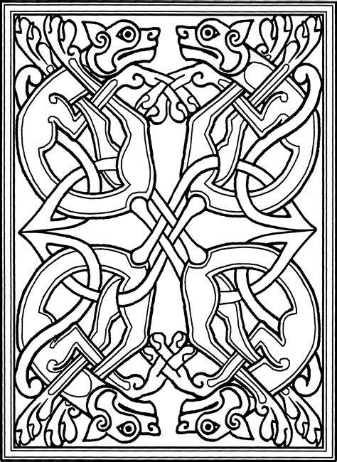 Fileceltic Rectangle Chien Wikimedia Commons