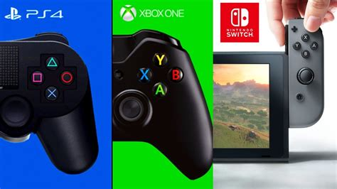 nintendo switch launch lineup    ps xbox