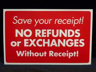 store return policy page 4 of 4 refund exchange or