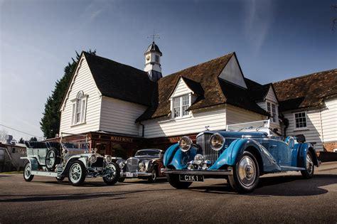 Rolls-royce & Bentley Showcase 'built