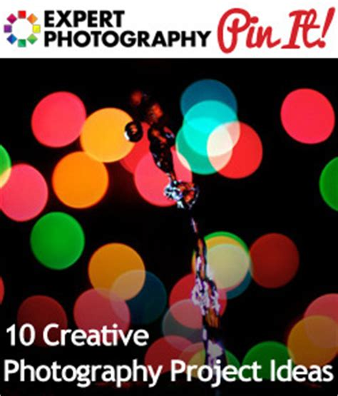 creative photography project ideas