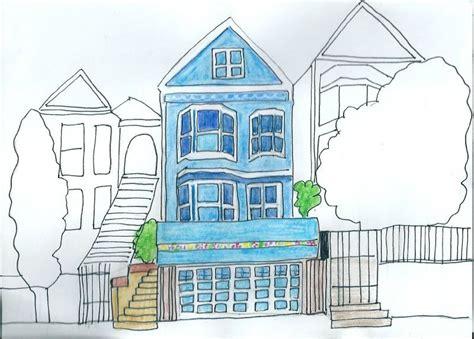 c est une maison bleu 3841 18th san francisco ten lines