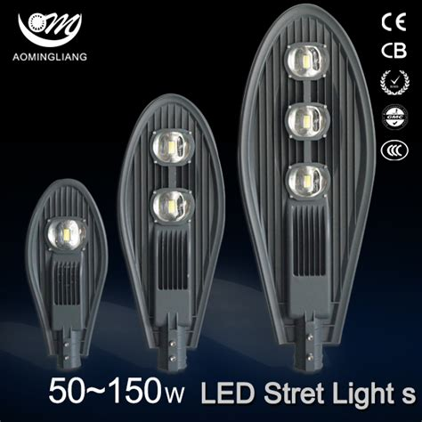 are led street lights bad led street light 50w 100w 150w cob outdoor lighting
