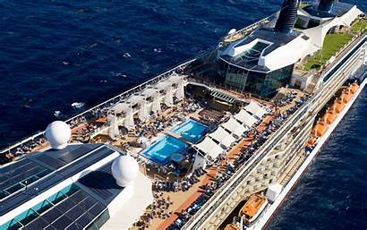 Solstice Celebrity Cruise Ship Cruises Ships Five
