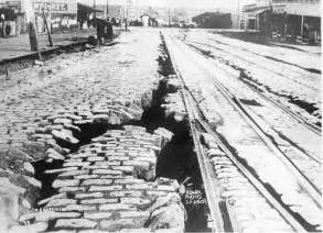 earthquake san diego history