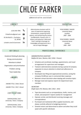 free resume templates for word resume genius