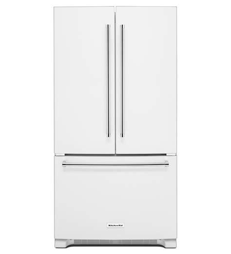 cabinet depth refrigerator width kitchenaid 174 20 cu ft 36 inch width counter depth