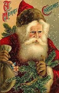 Images d'autrefois: Père Noël... images anciennes