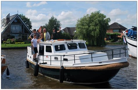Last Minute Jachtverhuur Friesland motorboot huren in friesland last minute boot te huur