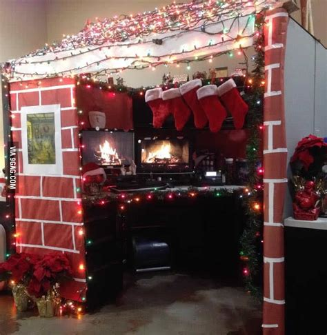 christmas cubicle decorating ideas 60 gorgeous office decorating ideas gt detectview
