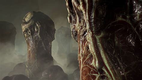 scorn wallpapers  ultra hd  gameranx