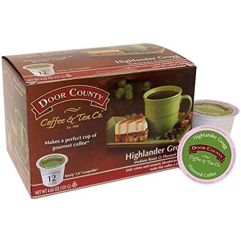 door county coffee door county coffee single serve cups for keurig brewers