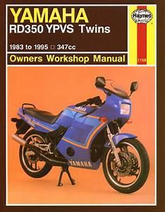 Rd350r Ypvs Workshop Manual - Man017