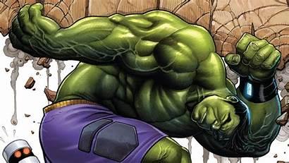 Marvel Hulk Cool Wallpapers Epicheroes Incredible Dinding