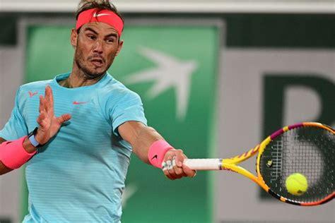 Rafael Nadal naar halve finales Roland Garros na zege in ...