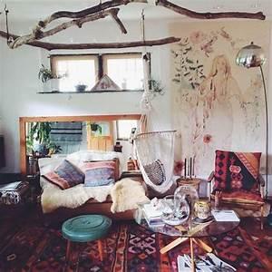 26 bohemian living room ideas decoholic for Bohemian living room