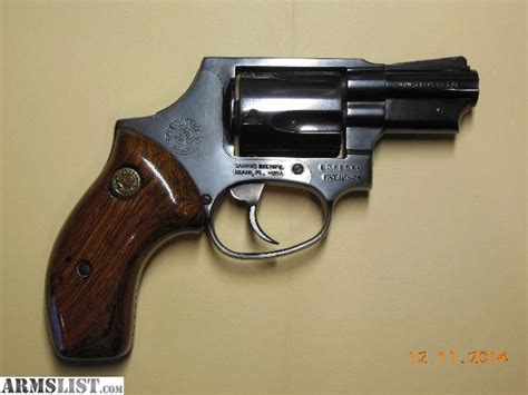Taurus Brasil 38 Special Revolver