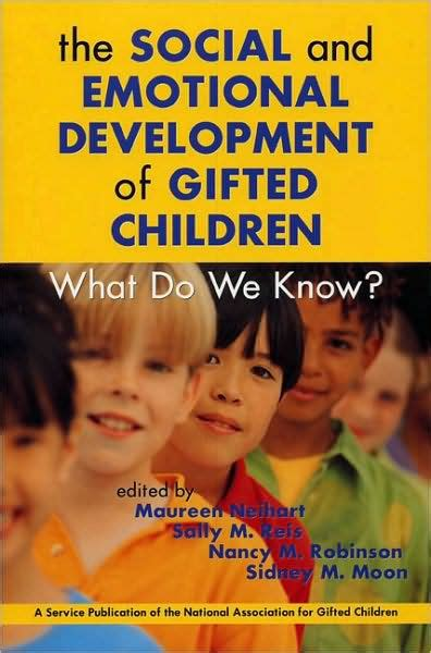 social and emotional development of gifted children what 672 | 9781882664771 p0 v1 s1200x630
