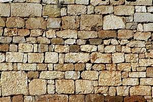 Mur En Moellon : galeries murs de pierre appareils textures couleurs ~ Dallasstarsshop.com Idées de Décoration