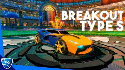 Review Do Novo Carro Da Cc3, Breakout Type