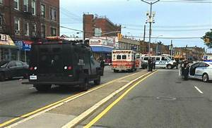 Police surround Jamaica Avenue building in hunt for armed ...
