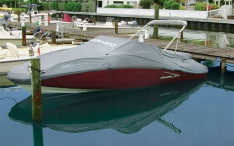 Sea Doo Boat Covers For Sale by Sell Sea Doo New Oem 210 Challenger Sport Jet Boat