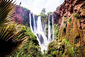 Ouzoud, Waterfalls, Day, Trip, From, Marrakech