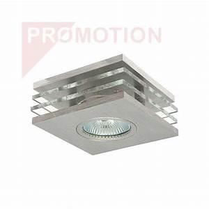 eclairage de plafond encastrable clairage de cuisine spot With porte d entrée alu avec spot led philips encastrable salle de bain