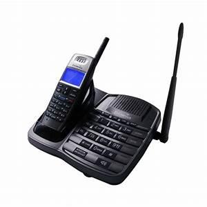 Téléphone Sans Fil Longue Portée : engenius ep801 t l phone longue port e 1 combin ~ Medecine-chirurgie-esthetiques.com Avis de Voitures