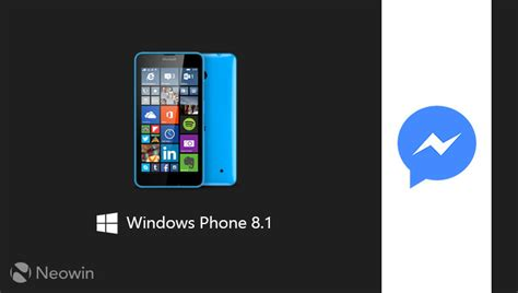 messenger on windows phone 8 1 to reportedly be