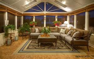 Back Screened in Porch Designs