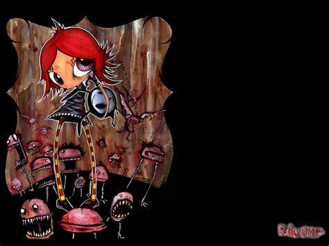 Ruby Gloom By Shunn On Deviantart