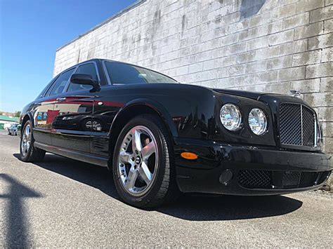 manual cars for sale 2009 bentley arnage on board diagnostic system 2009 bentley arnage for sale classiccars com cc 1084422