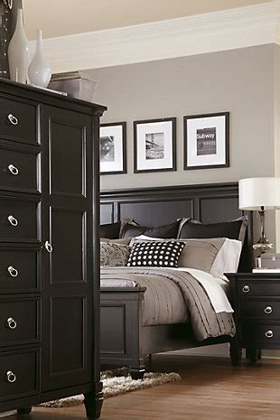 greensburg bedroom set greensburg panel bed furniture homestore