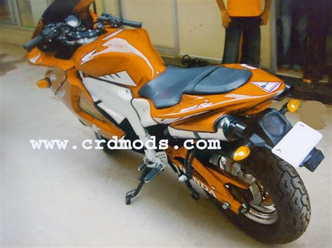 Bike Modification Centers Hyderabad by Crd Mods July 2011