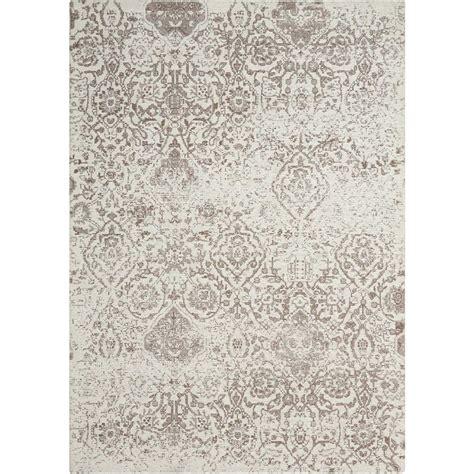 damask doormat nourison damask ivory 8 ft x 10 ft area rug 349835 the