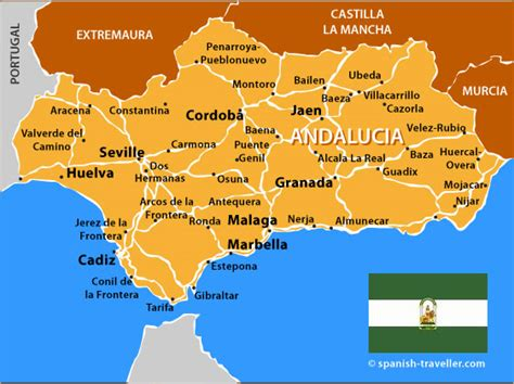 andalusia travel guide  andalusia  spain