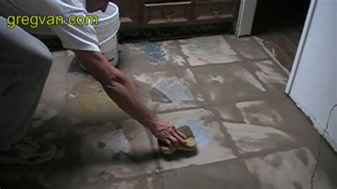 how to clean kitchen floor grout cleaning grout tile floor kitchen renovation project 8557
