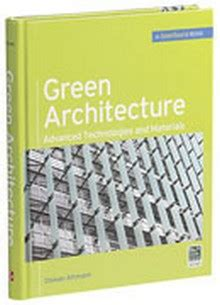 green architecture advanced technologies  materials