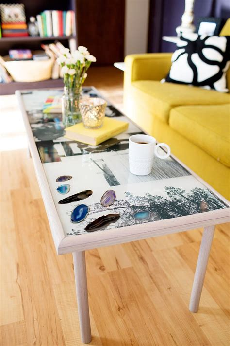 bar ideas for homes diy epoxy resin coffee table a beautiful mess