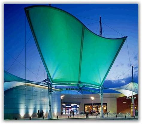 xanadu shopping madrid mall centre zone ski center skiing snow gomadrid