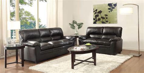 talon black living room set  homelegance bk