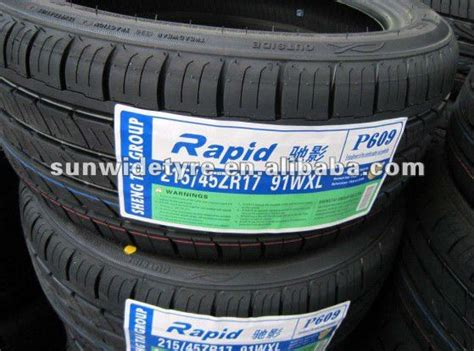 Uhp Car Tire Rapid P609 - Buy Uhp Car Tyre New,Rapid P609,Rapid P609 225/45r17 225/45r18 Product ...